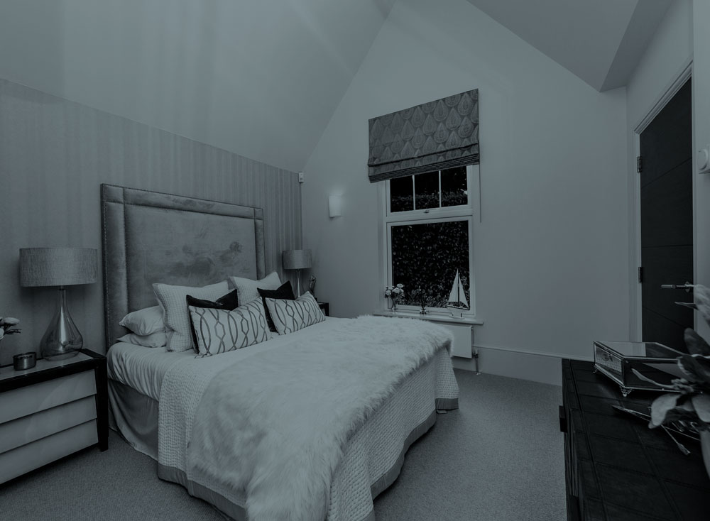Crestone Interiors bedroom